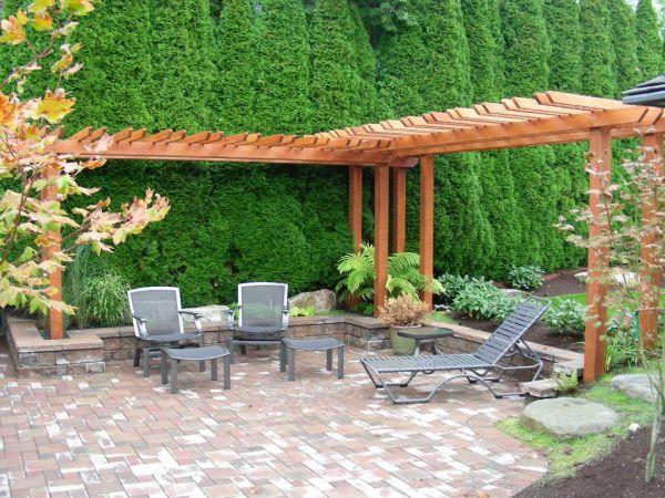 Arka Bahçe Peyzaj Tasarımları 16
