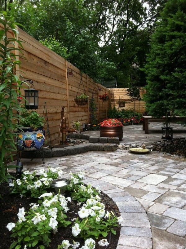 Arka Bahçe Peyzaj Tasarımları 21