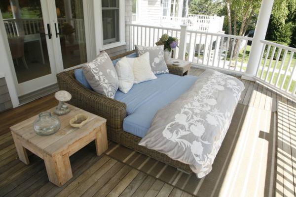 Balkon Yatağı