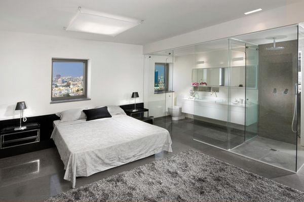 Banyolu Yatak Odası