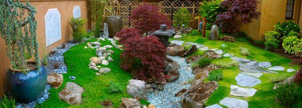 Japon Bahçesi Tasarımları 3