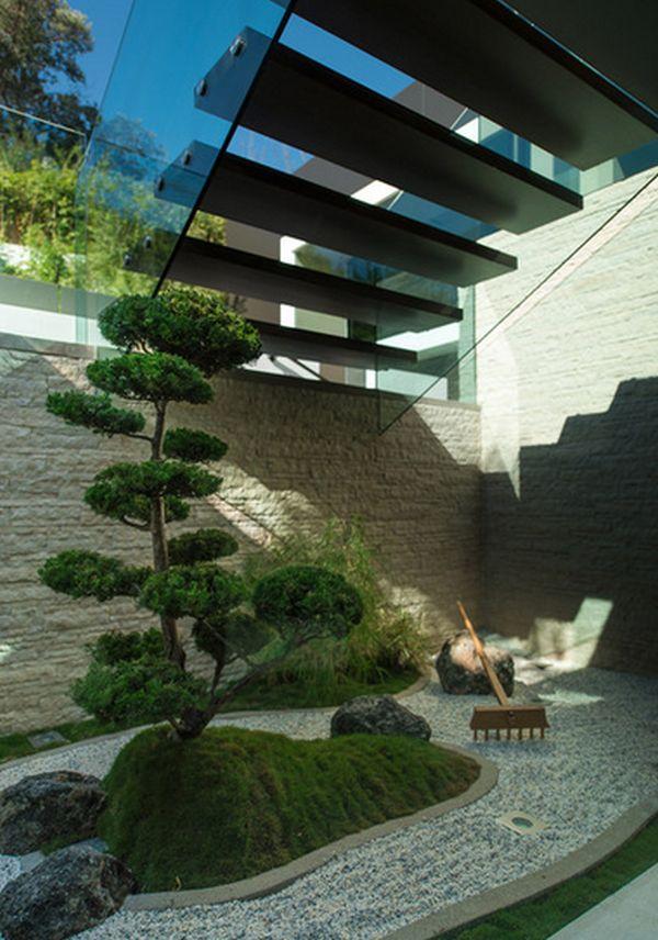 Japon Bahçesi Tasarımları