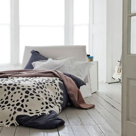 Beyaz Yatak Odası Modelleri