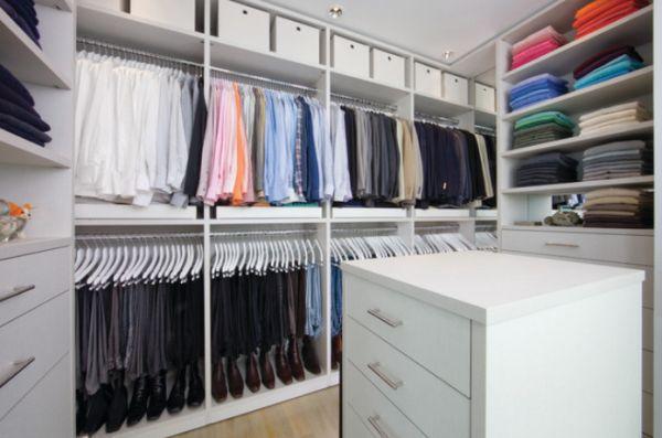 Erkek Giysi Odası
