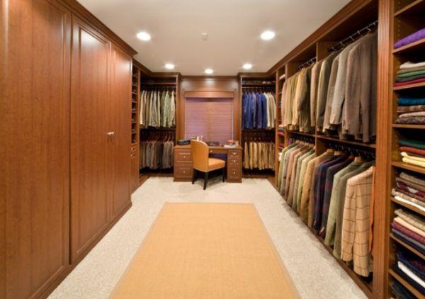 Giysi Odası Raf Sistemleri