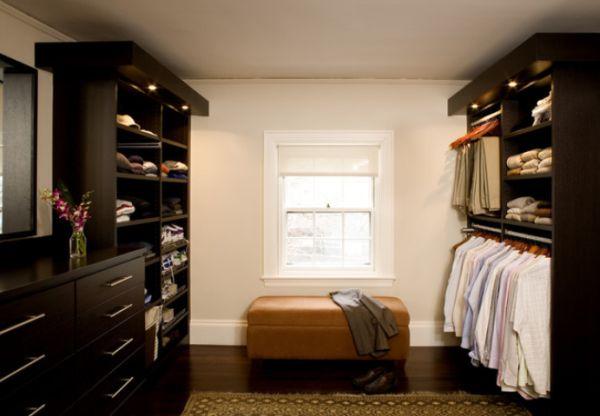 Giysi Odası Tasarımları