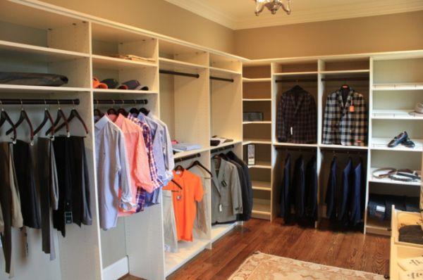 Giysi Odası Yerleştirme