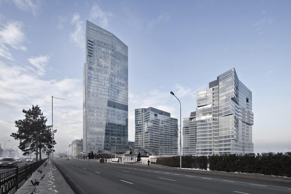 Kazakistan Penthouse
