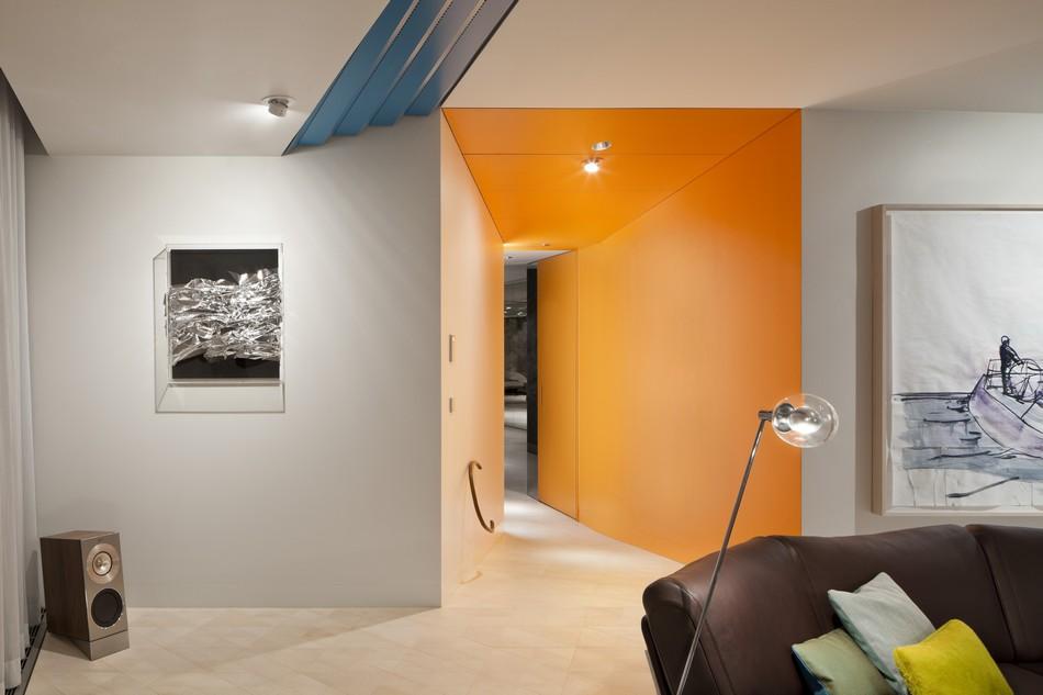 Renkli Oda Geçişleri