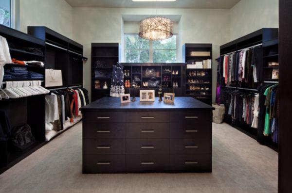 Siyah Giyinme Odası